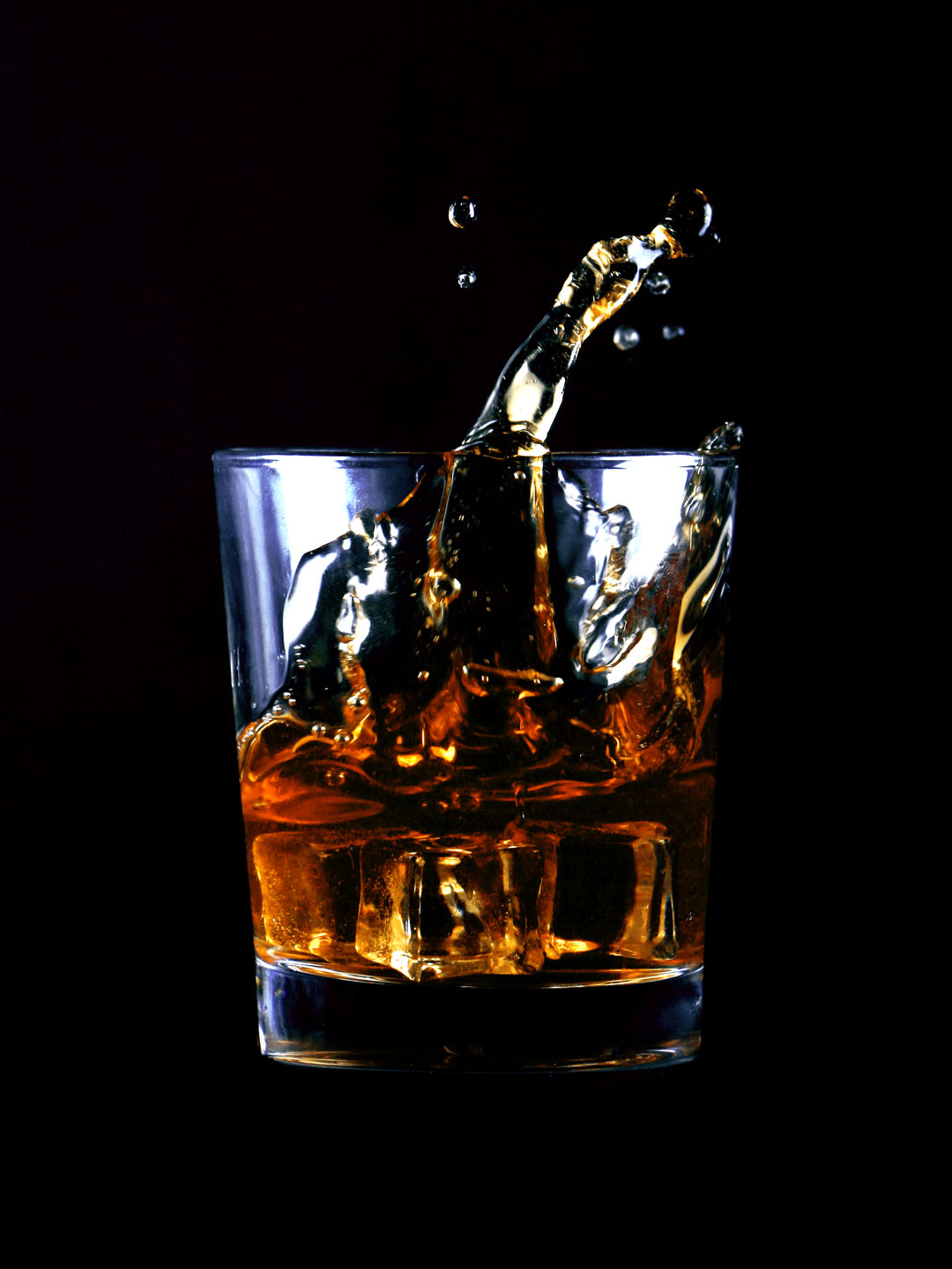 French Photographer Paris Studio Packshot Food Photography Storm in a whiskey glass