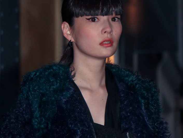 French Photographer Fashion Photography Kozue Akimoto /Sacai
