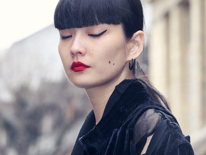 French Photographer Fashion Photography Akimoto Kozue /Ann Demeulemeester