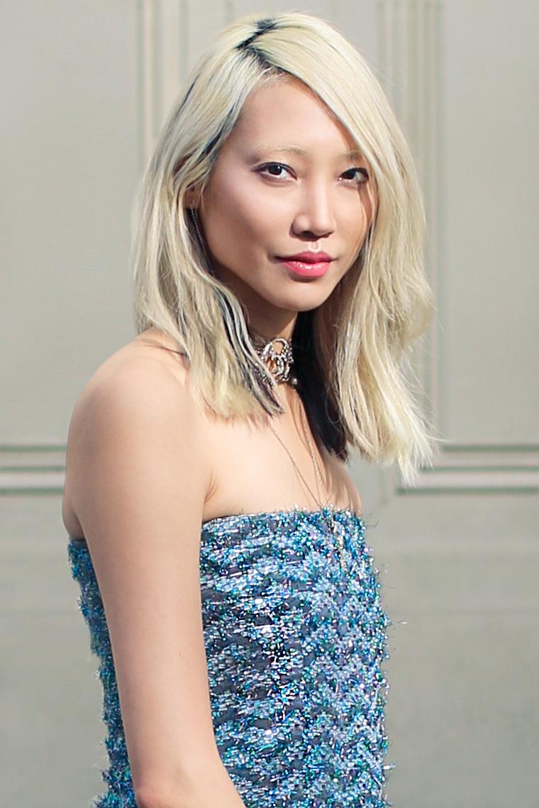 French Photographer Portrait Photography Chanel / Soo Joo Park