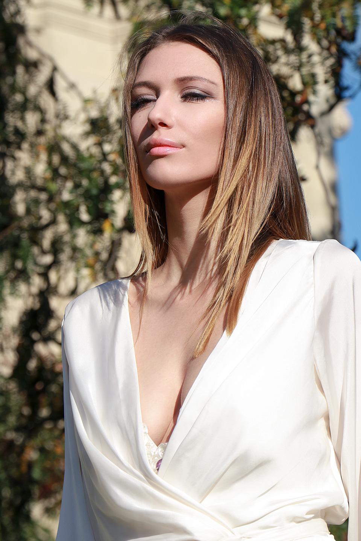 French Photographer Fashion Photography Chanel / Landiana Yolo