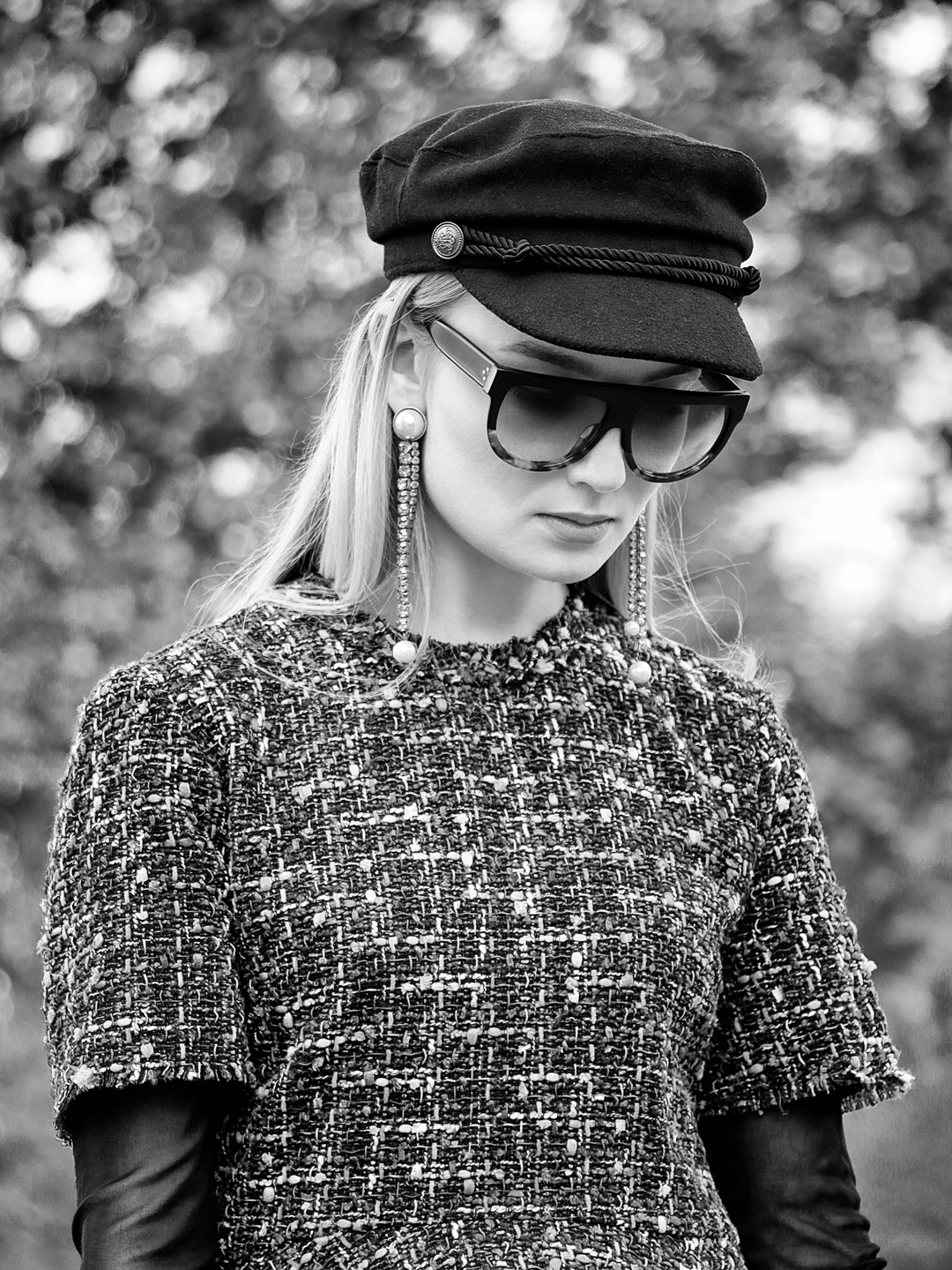 French Photographer Fashion Photography Chanel