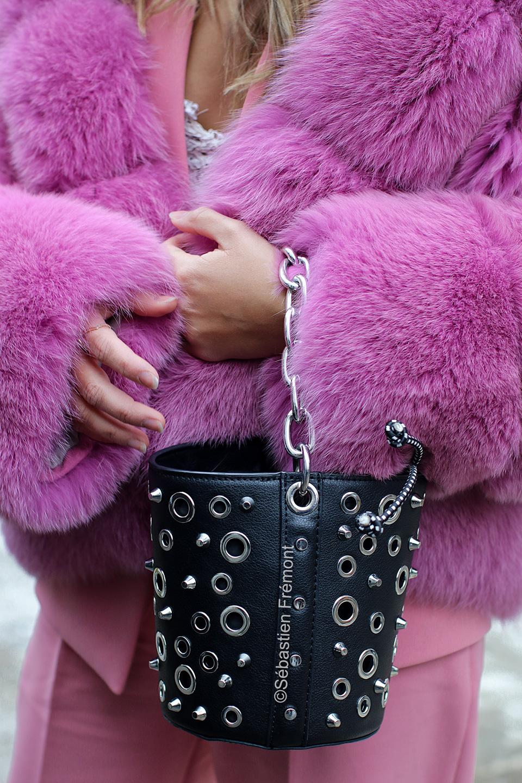 French Photographer Fashion Photography Chloe / Pink