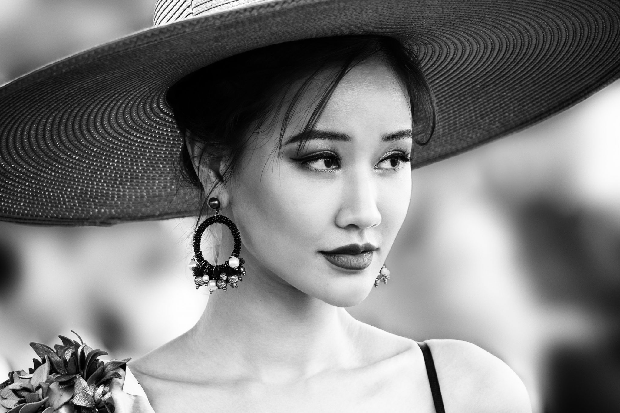 French Photographer Fashion Photography Christian Dior / Asian Model
