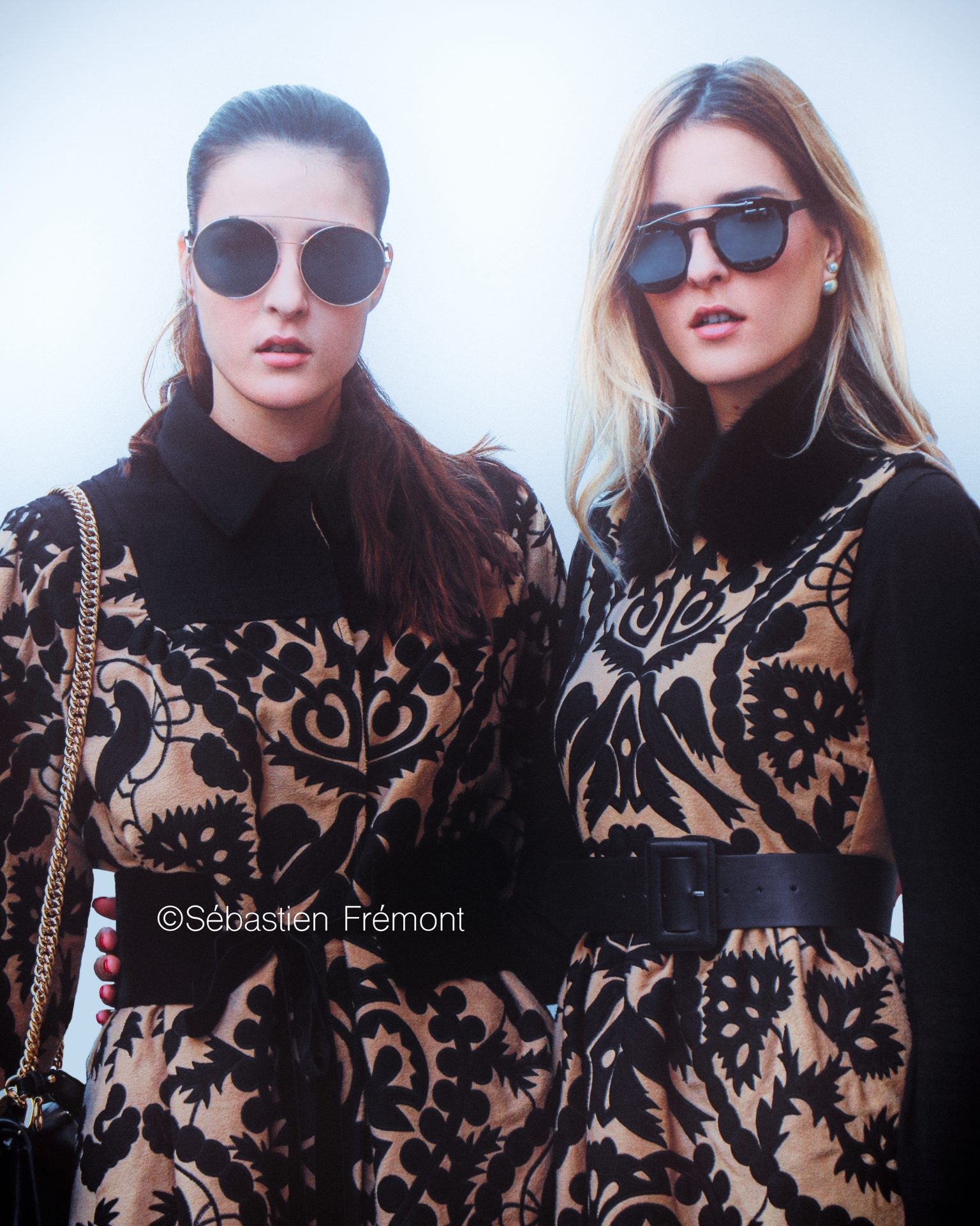 French Photographer Fashion Photography Desjen / Desiree & Jennifer Selmanovic