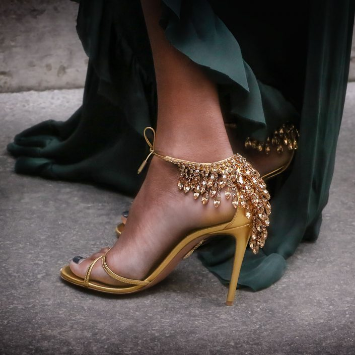French Photographer Fashion Photography Elie Saaba / Swarovski heels