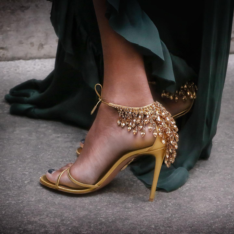 French Photographer Fashion Photography Elie Saaba / Swarovski heels