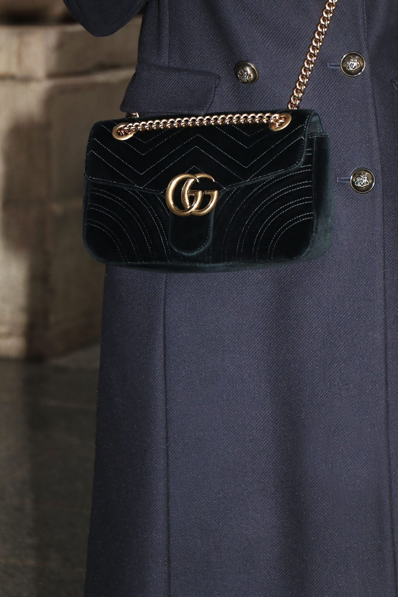 French Photographer Fashion Photography GG Marmont GUCCI Bag