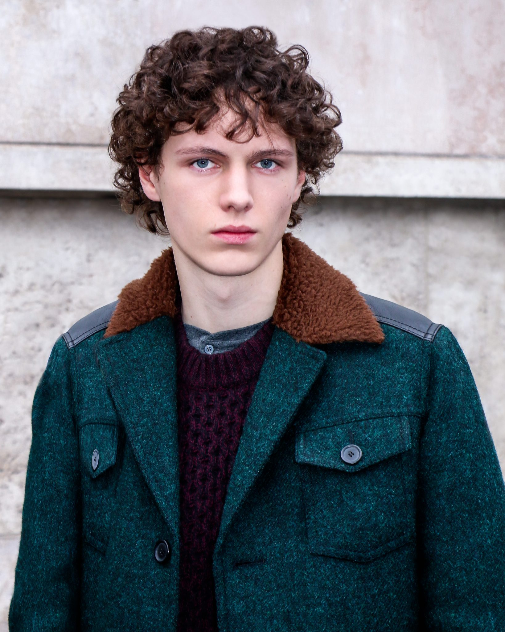 French Photographer Fashion Photography Lanvin Male Model