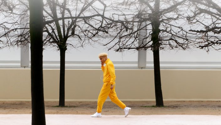 French Photographer Fashion Photography Louis Vuitton Yellow