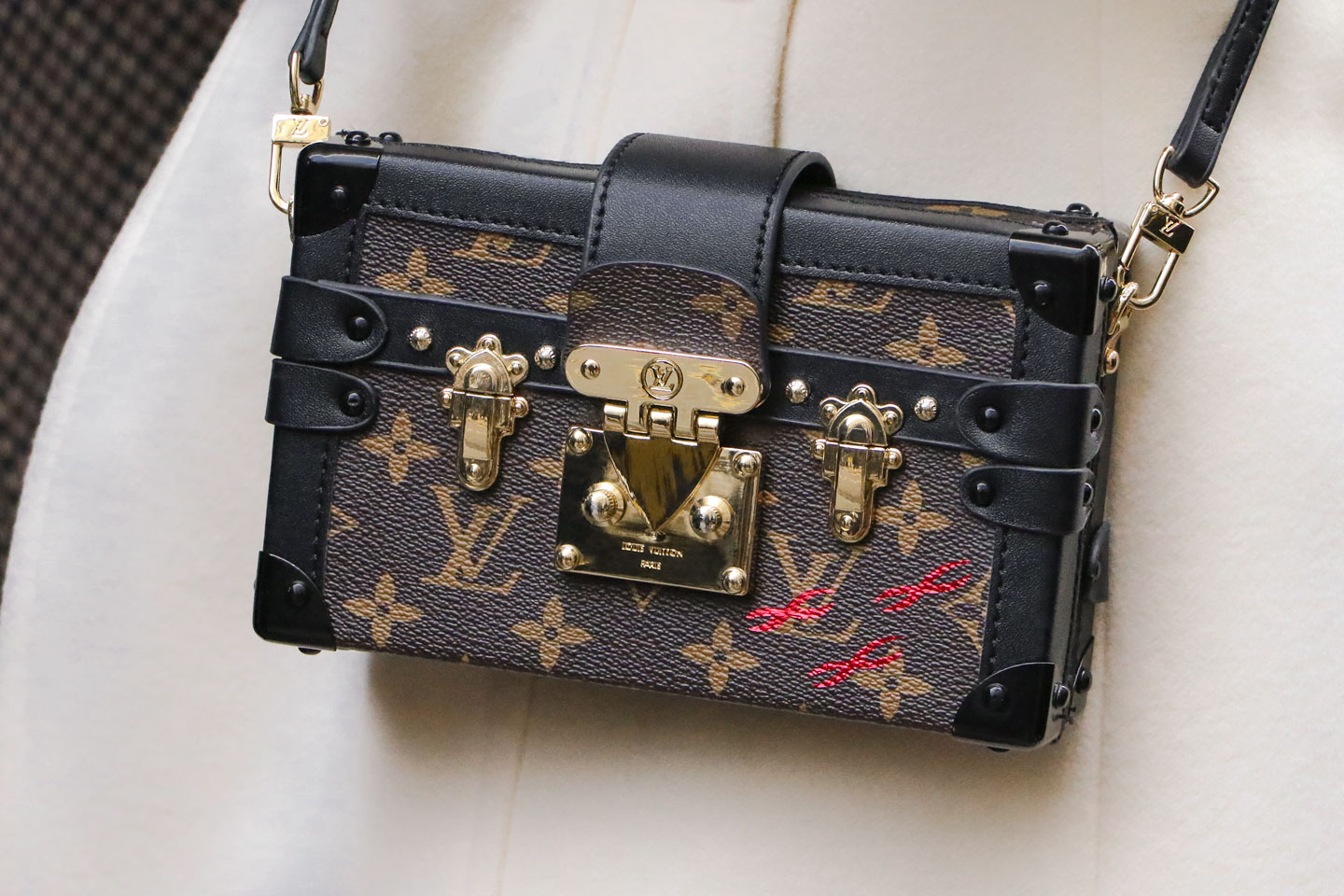French Photographer Fashion Photography Petite Malle by Louis Vuitton
