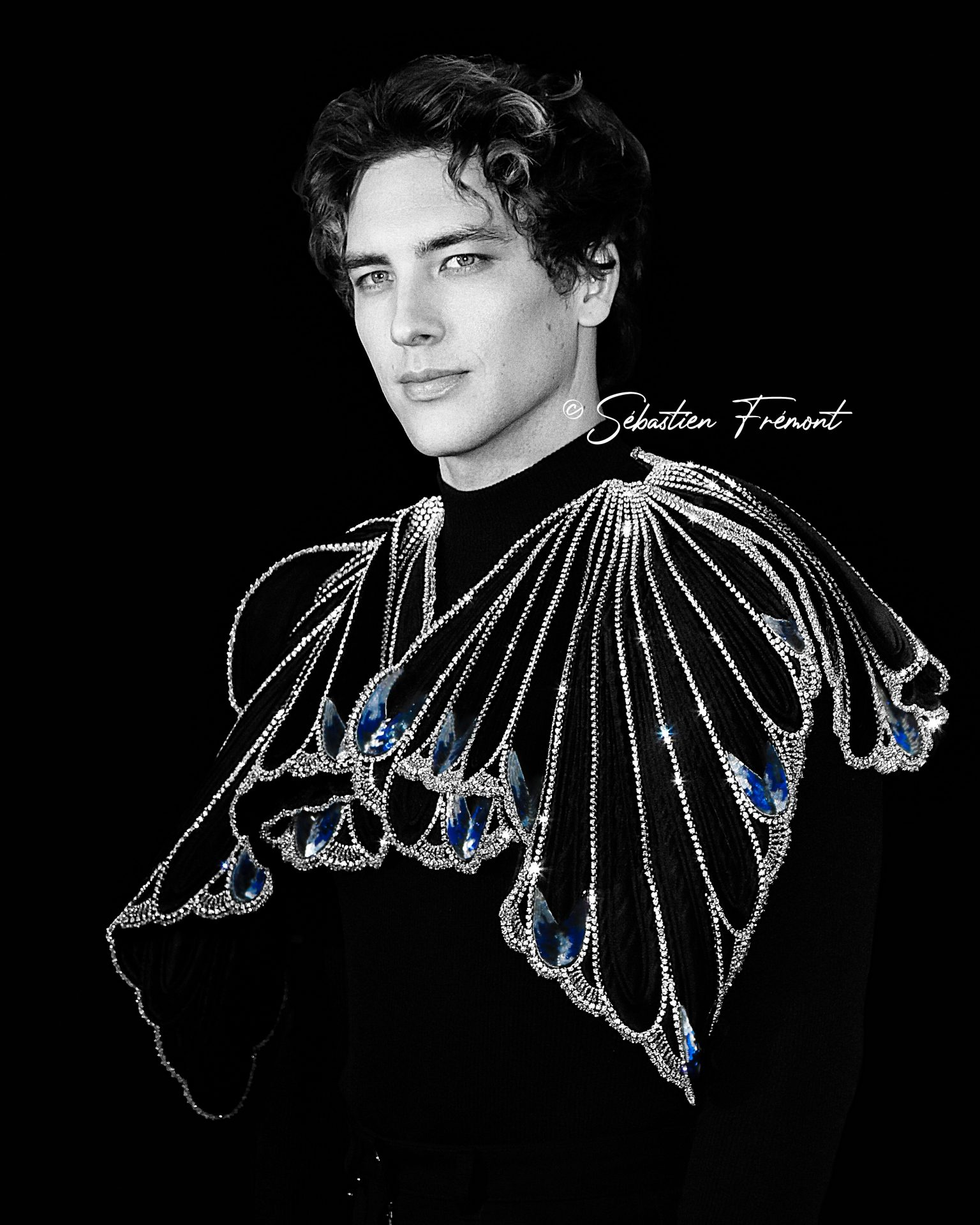 French Photographer Fashion Photography Louis Vuitton / Cody Fern