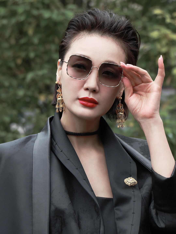 French Photographer Fashion Photography Manish Arora Asian Model