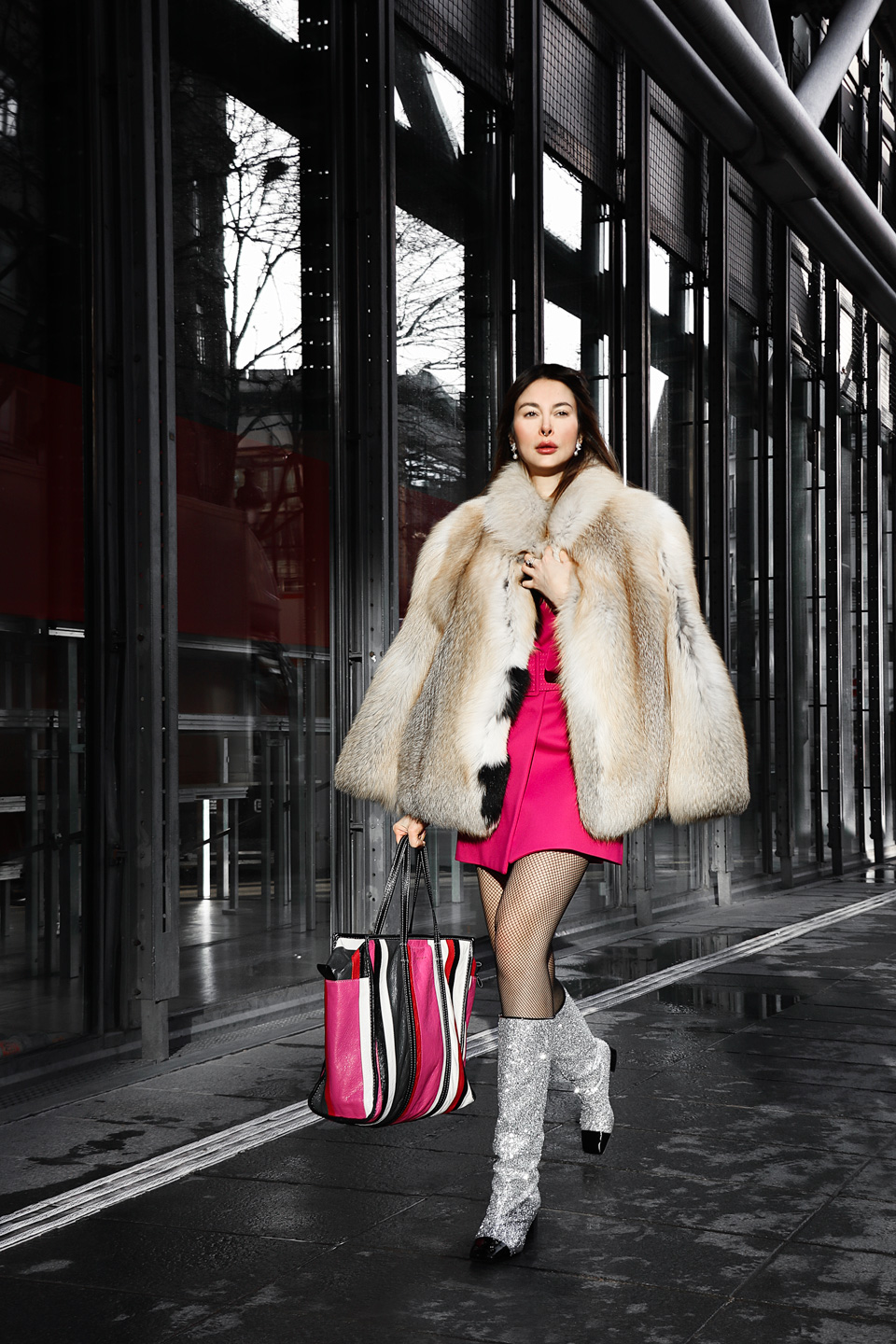 French Photographer Fashion Photography Off-White / Chanel