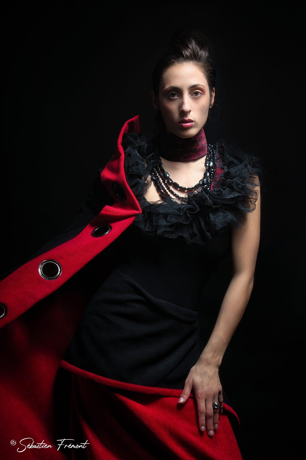 French Photographer Fashion Photography Omolusã / Mélanie Patzo