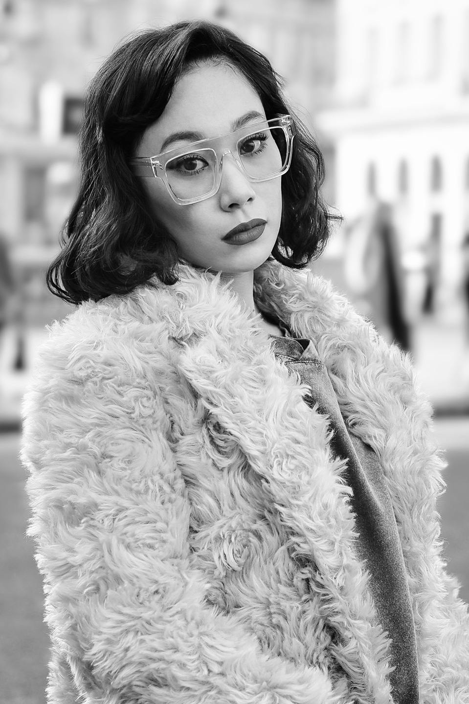 French Photographer Portrait Photography Stella McCartney / Mademoiselle Yulia