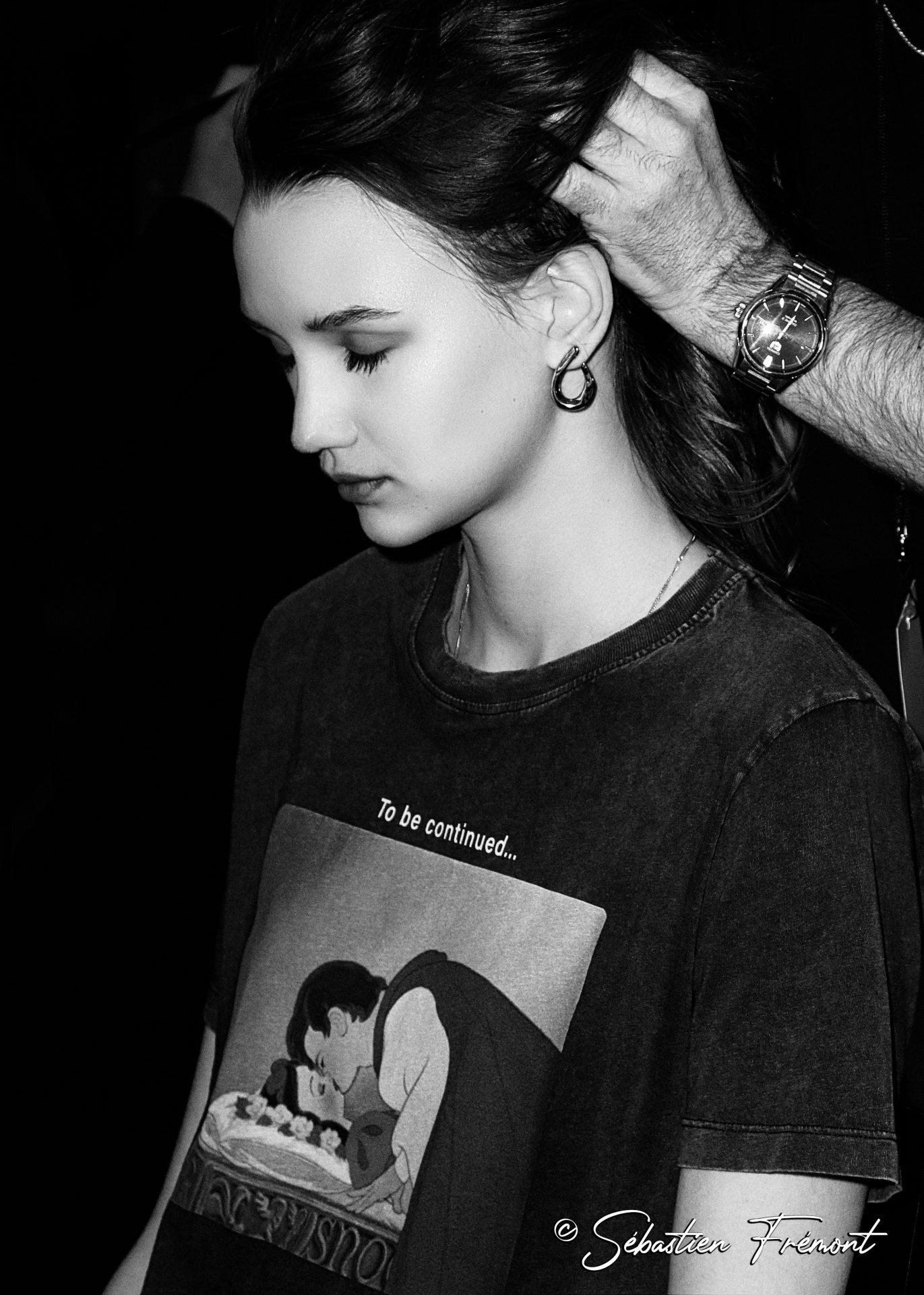 French Photographer Fashion Photography Tatras / Backstage