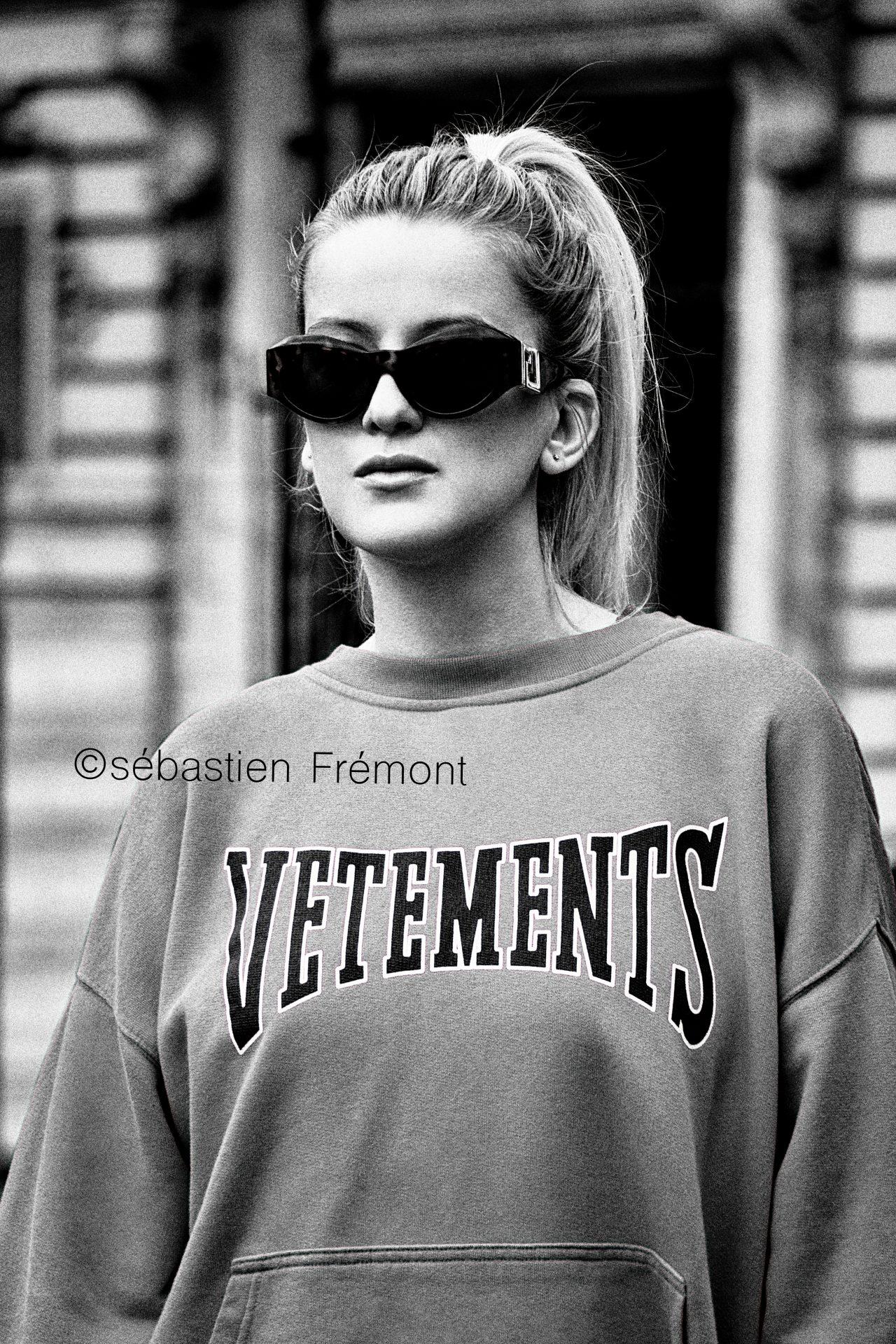 French Photographer Fashion Photography Vetements / Palina Kozyrava
