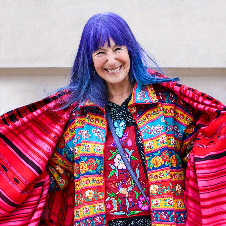 French Photographer Portrait Photography Profesor / Vivienne Westwood