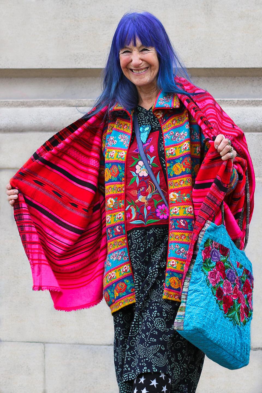 French Photographer Portrait Photography Vivienne Westwood