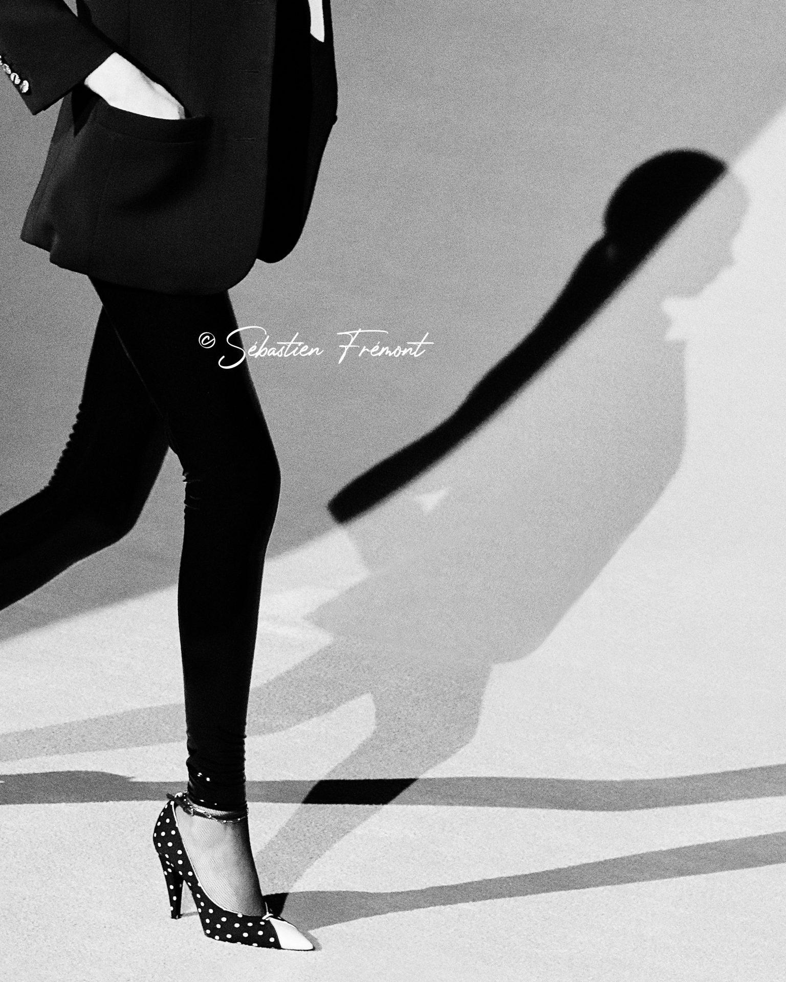 French Photographer Fashion Photography Saint Laurent / Mathilde Henning