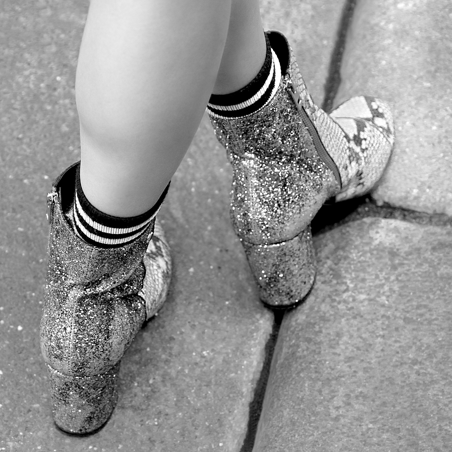 French Photographer Fashion Photography Zadig & Voltaire Lena glitsnake Boots