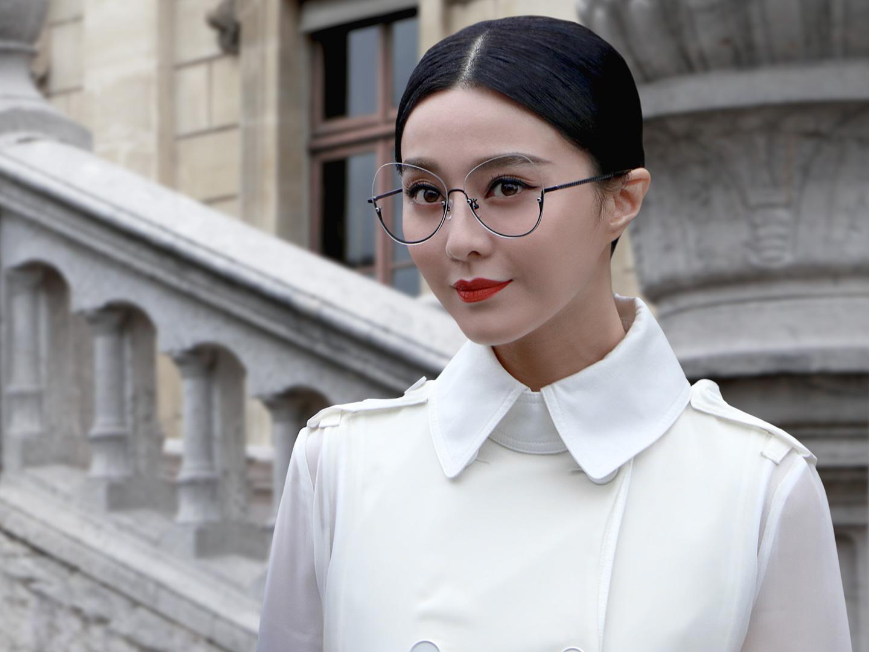 French Photographer Fashion Photography Fan Bingbing / Givenchy