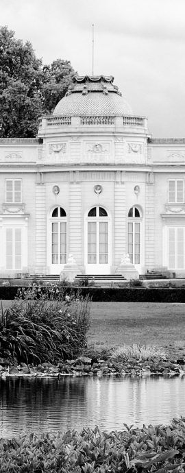 French Photographer Landscape Photography The Palace of Bagatelle