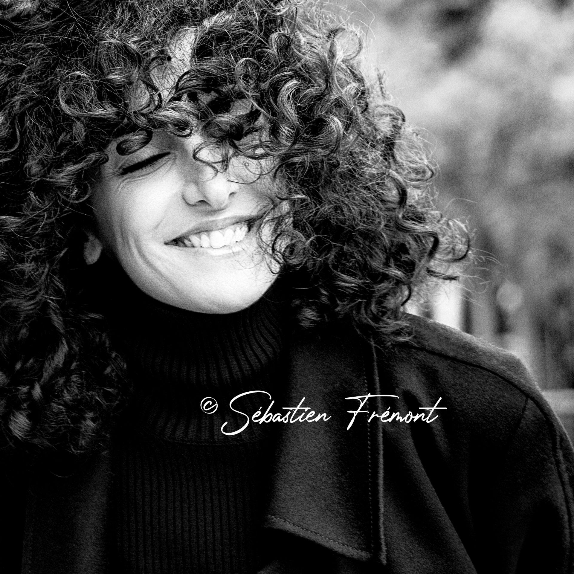 French Photographer Portrait Photography Brune Buonomano / Paco Rabanne