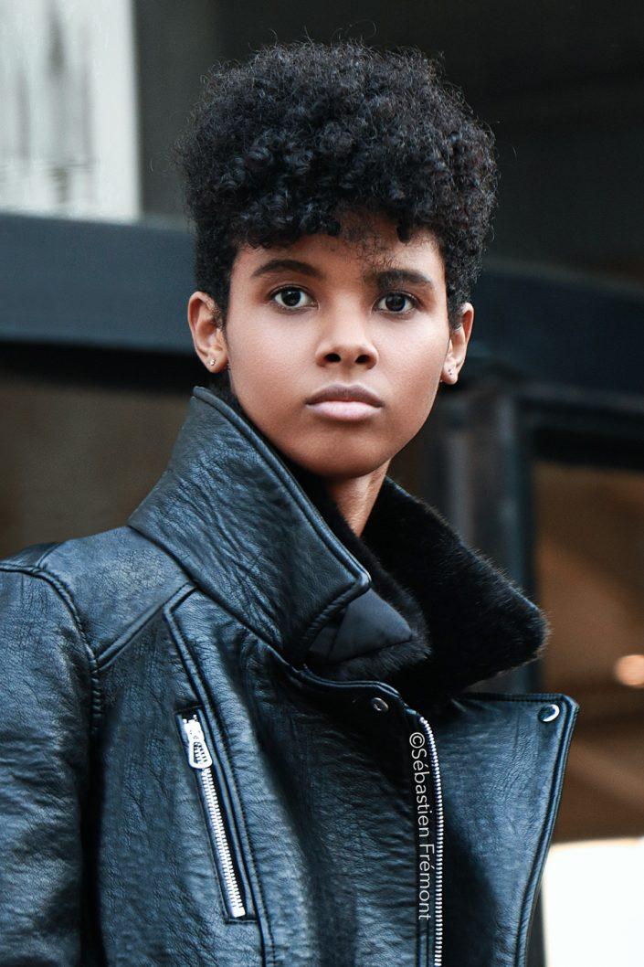 French Photographer Portrait Photography Diana Richardson / Christophe Lemaire
