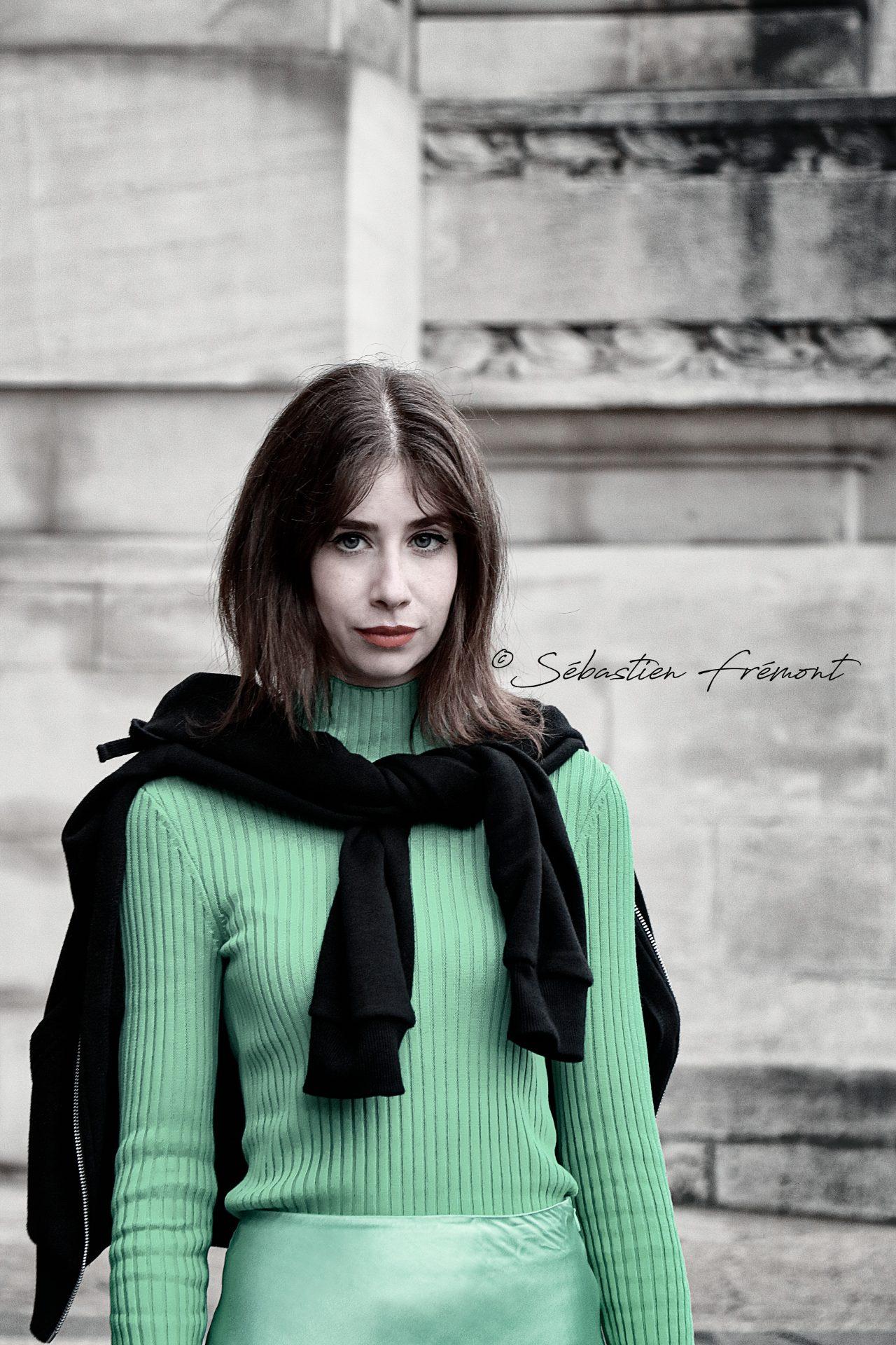 French Photographer Portrait Photography / Mint