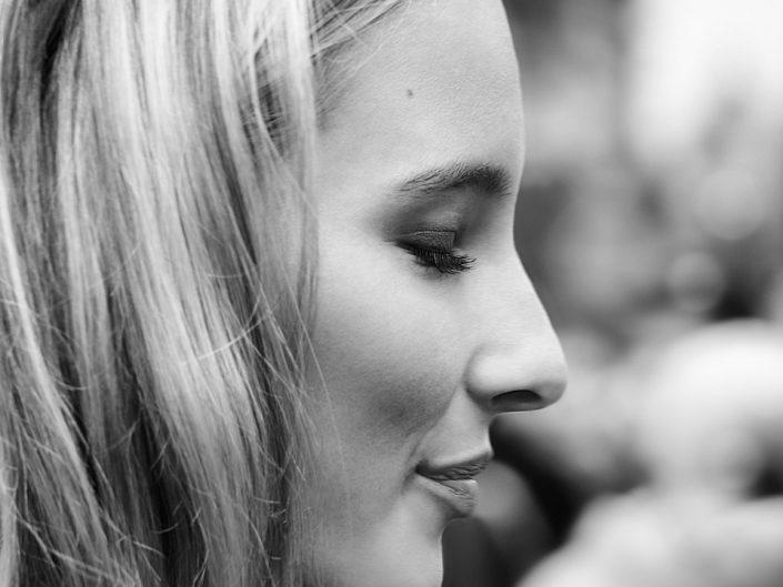 French Photographer Portrait Photography Lanvin / Ilona Smet
