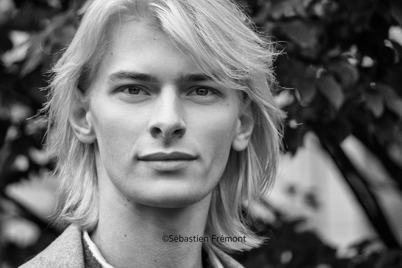 French Photographer Portrait Photography Model / Manish Arora