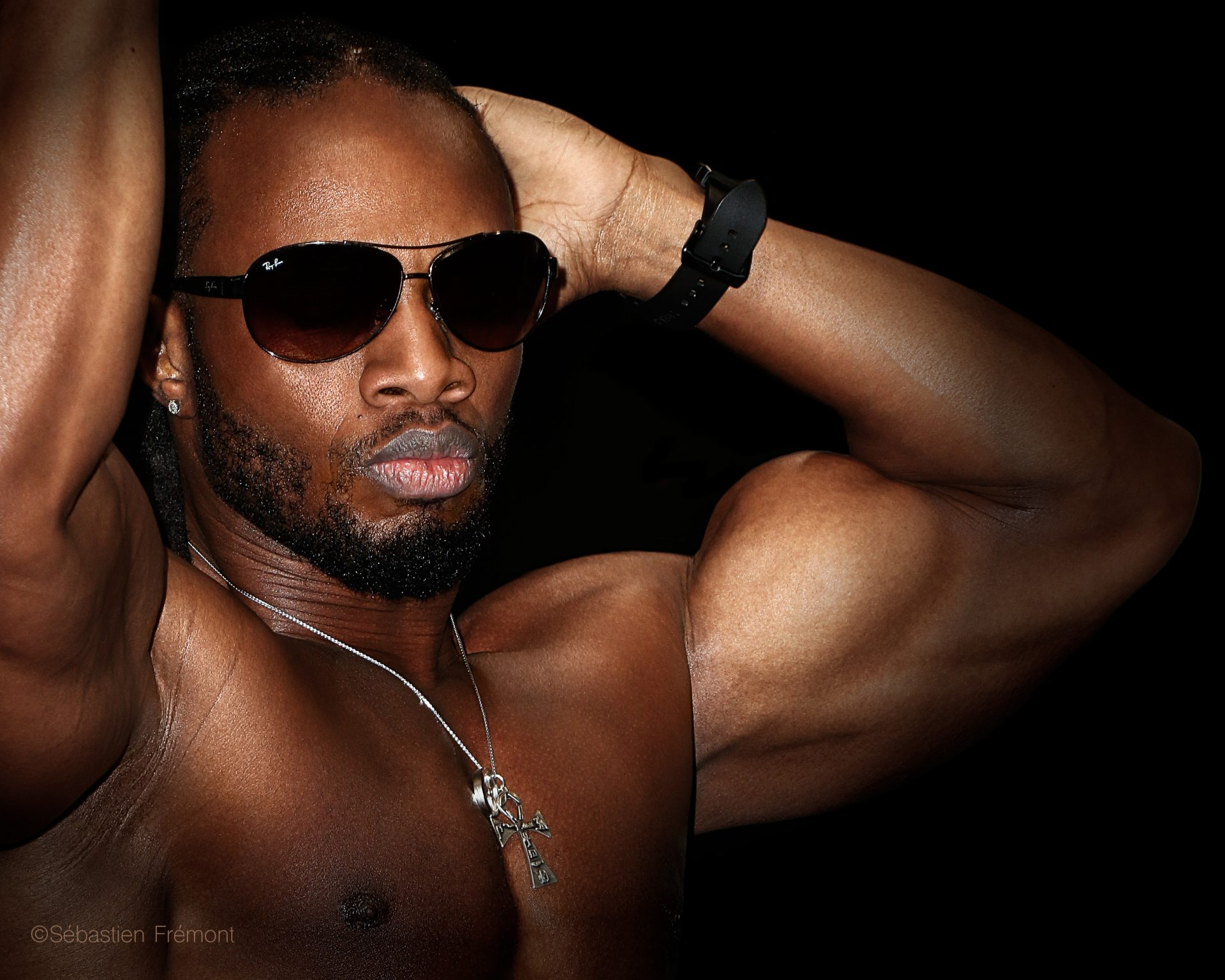 French Photographer Portrait Photography Ulisses Jr/ Ray-Ban