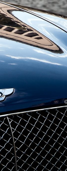 French Photographer Street Photography Hotel Prince de Galles / Bentley
