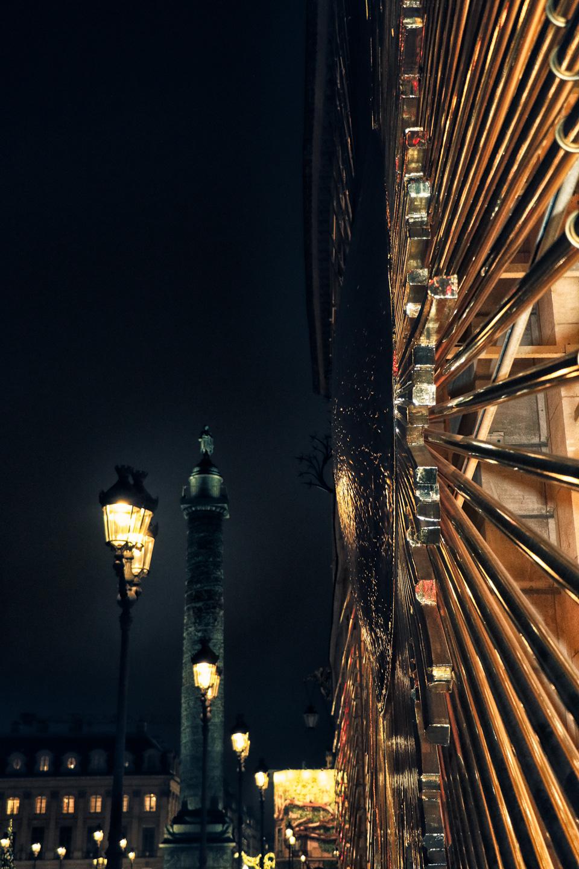 French Photographer Street Photography Maison Louis Vuitton Place Vendôme