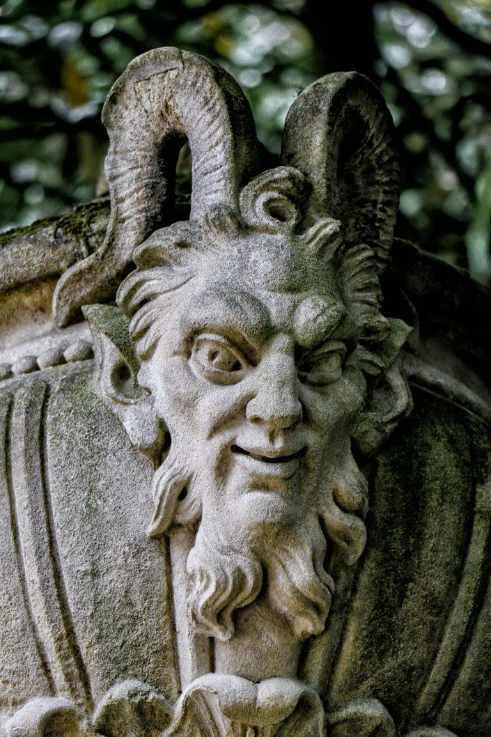 French Photographer Street Photography Devil Vase