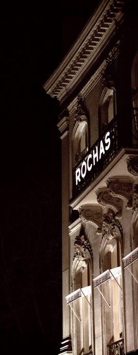 French Photographer Street Photography Rochas & Elie Saab Store Champs Elysées