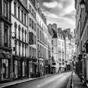 French Photographer Street Photography St Germain / Rue Bonaparte